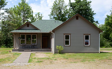 Satsop riverfront home for sale by Paul Strawn of Riley Jackson Real Estate